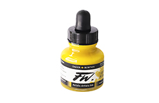 Чернила Daler Rowney FW Artists Yellow Ochre 29.5 мл