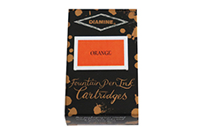 Картриджи Diamine Orange (18 шт.)