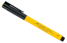 Faber-Castell PITT Artist pen Brush Cadmium Yellow
