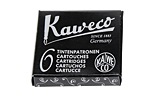 Картридж Kaweco International 6шт. (черный)