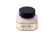 Чернила Kuretake Calligraphy ink Gold Mica 60 мл
