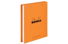 Набор Rhodia Essential Box (оранжевый)