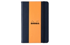 Rhodia Webnotebook Black А4 в точку