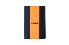 Rhodia Webnotebook Black А6 в точку