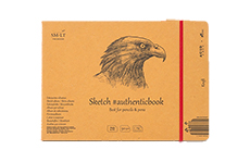 SM-LT Authentic Sketch Kraft скетчбук (90г/м2)