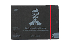 SM-LT Authentic Sketch Black (165 г/м2)