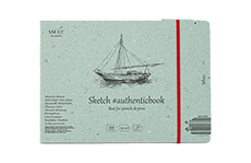 SM-LT Authentic Sketch White скетчбук (90г/м2)