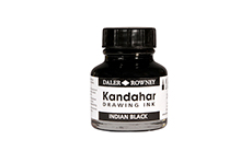 Тушь Daler Rowney Kandahar Black Indian (28 мл)