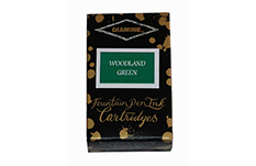 Картриджи Diamine Woodland Green (18 шт.)