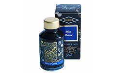 Чернила Diamine Shimmer Blue Flame 50 мл