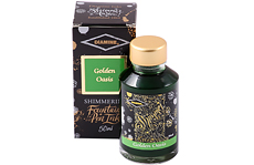Чернила Diamine Shimmer Golden Oasis 50 мл