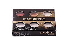 Набор Finetec Pearl colors 6 цветов
