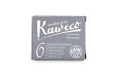 Картридж Kaweco International 6шт. (серый)