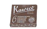 Картридж Kaweco International 6шт. (сепия)