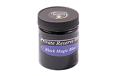 Чернила Private Reserve Black Magic Blue