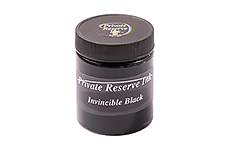 Чернила Private Reserve Invincible Black