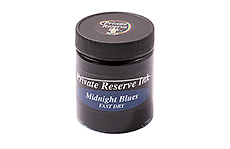 Чернила Private Reserve Midnight Blues Fast Dry
