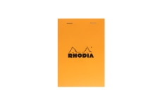 Rhodia №13 Pad Orange (10.5х14.8 см, в клетку)