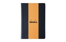 Rhodia Webnotebook Black А5 в точку