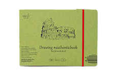SM-LT Authentic Drawing Acrylic&Oil скетчбук (290 г/м2)