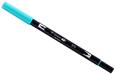 Tombow ABT Dual brush 373 Sea Blue