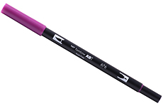 Tombow ABT Dual brush 676 Royal Purple