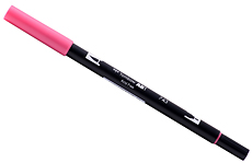 Tombow ABT Dual brush 743 Hot Pink